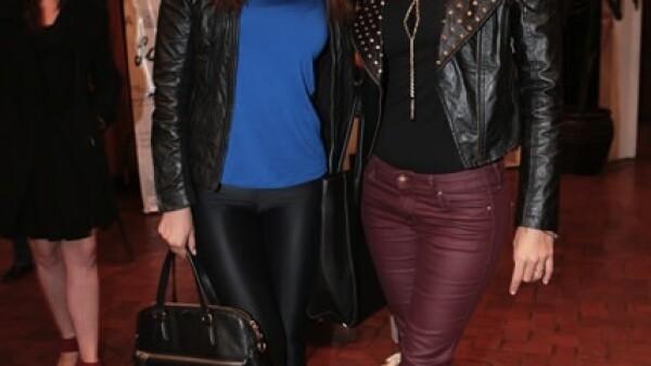 Vanessa Claudio y Vanessa Mass