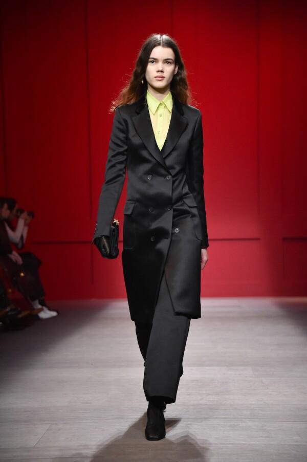 Salvatore Ferragamo show, Fall Winter 2018, Milan Fashion Week, Italy - 24 Feb 2018