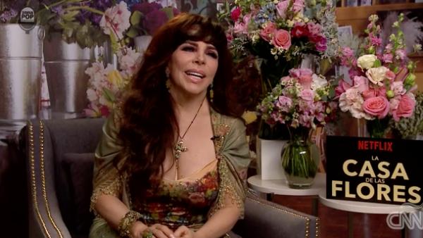 """""""No hay familia perfecta"""", dice Verónica Castro sobre 'La casa de las flores'"""