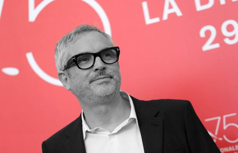 Roma Photocall - 75th Venice Film Festival