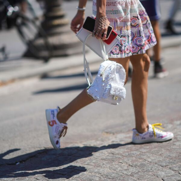 Street Style : Paris Fashion Week -Haute Couture Fall/Winter 2019/2020 : Day Three