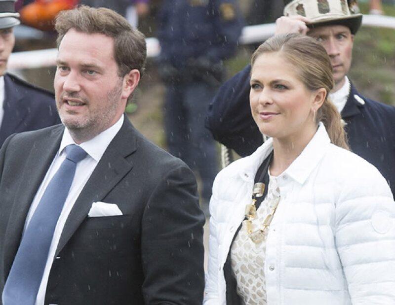 Los rumores sobre la separación de la Princesa Magdalena son un hecho para la prensa alemana.