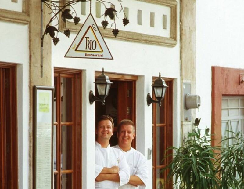 Trío comenzó desde abajo hasta convertirse en uno de los mejores restaurantes de Puerto Vallarta.