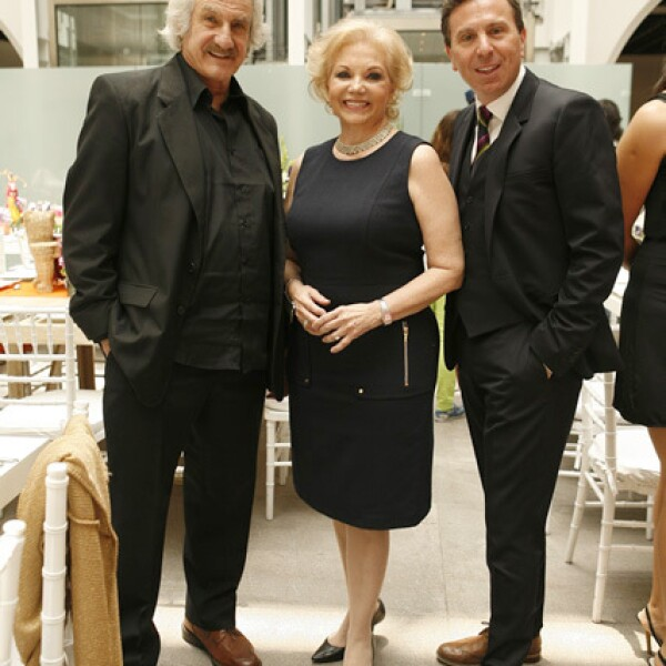 Brian Nissen, Sonia Garza y Rafael Micha