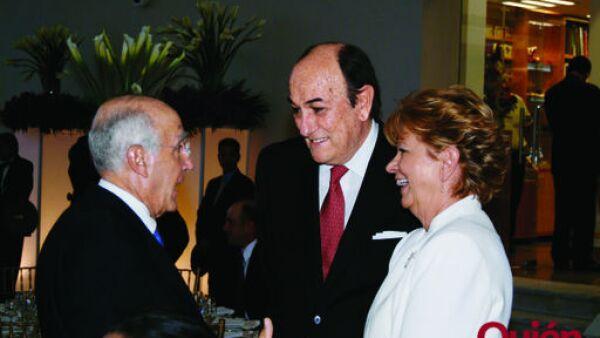 Eneko Belausteguigoitia Arocena, Gonzalo Alatorre, Olga B. de Alatorre