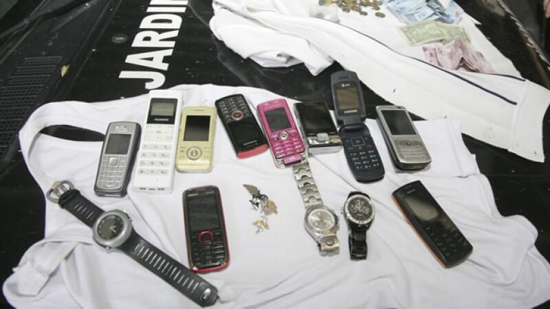 celulares robados a usuarios del transporte publico