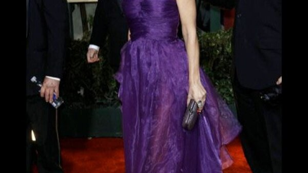 Sandra Bullock en los Golden Globes