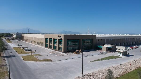 Nuevo Centro de Distribución de Whirlpool en Apodaca, NL