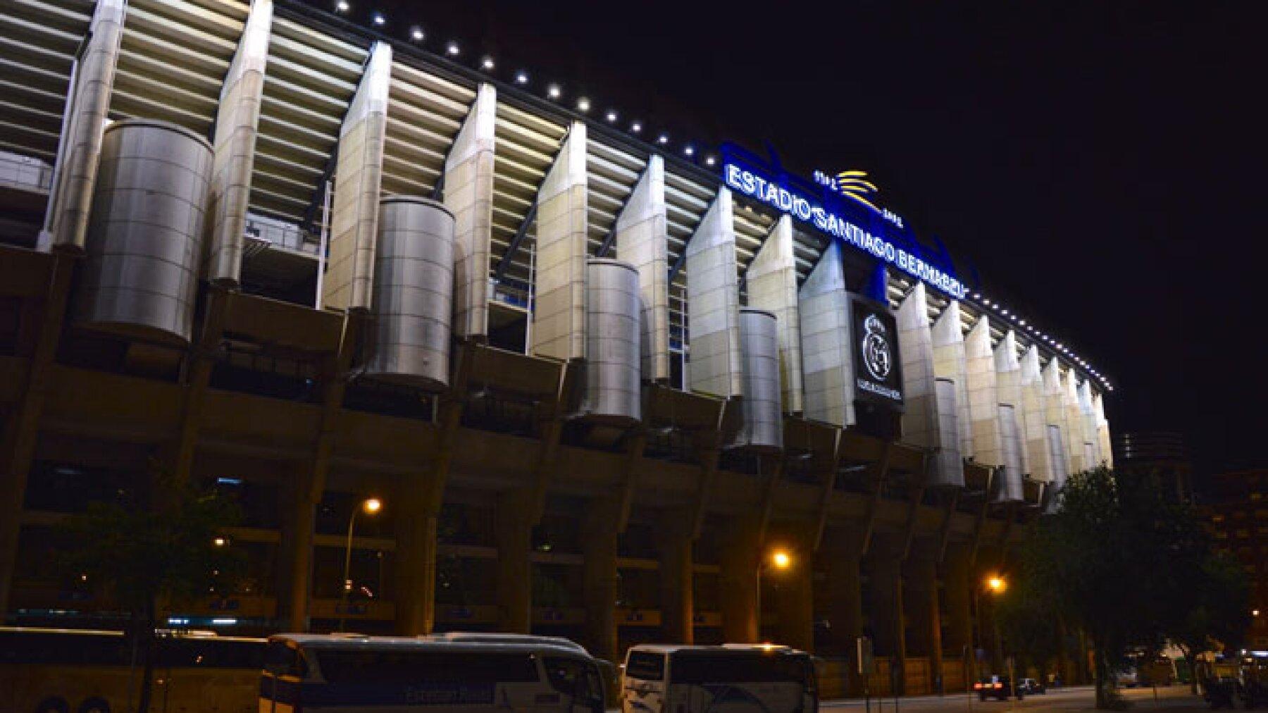 Estadio del Bernabéu