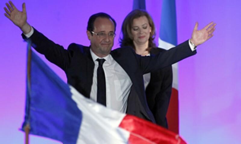 Francois Hollande dijo trabajará por la reorientación de Europa. (Foto: Reuters)