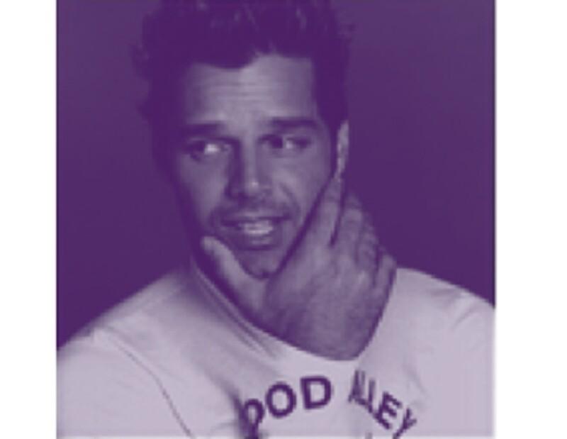 Ricky Martin ha sido una de las primeras personalidades del espectáculo en apoyar esta campaña en favor de la comunidad homosexual.