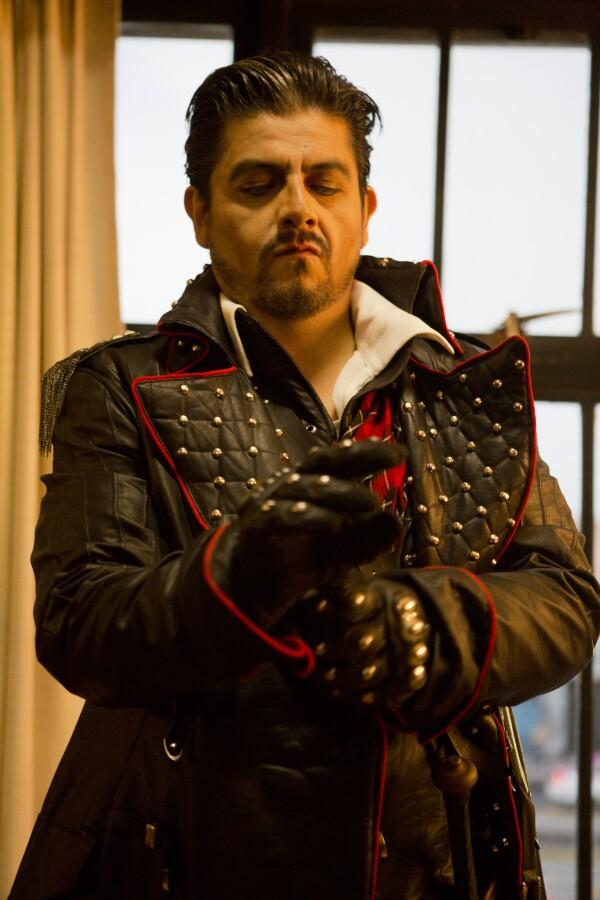 Alfredo Daza cmo Macbeth