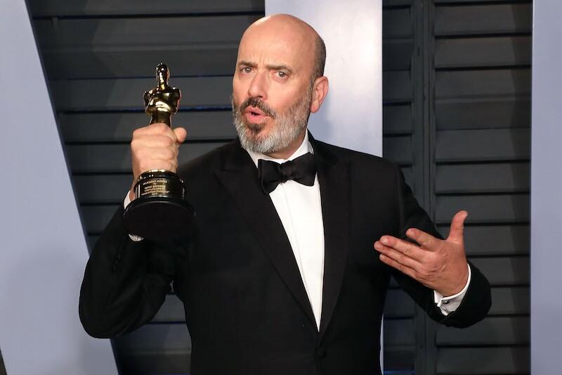 Mark Bridges ganó un Oscar  y una moto acuática por el discurso más corto.
