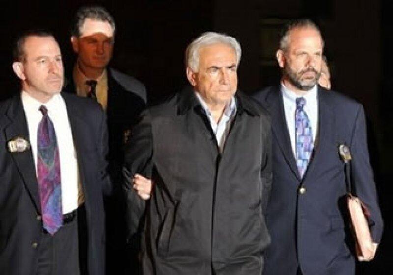 El jefe del FMI está acusado de agresión sexual. (Foto: AP)