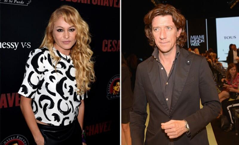 El ex esposo de la cantante mexicana la ha denunciado por incumplir el acuerdo de visitas de su hijo Andrea Nicolás al que llegaron el pasado mes de noviembre.