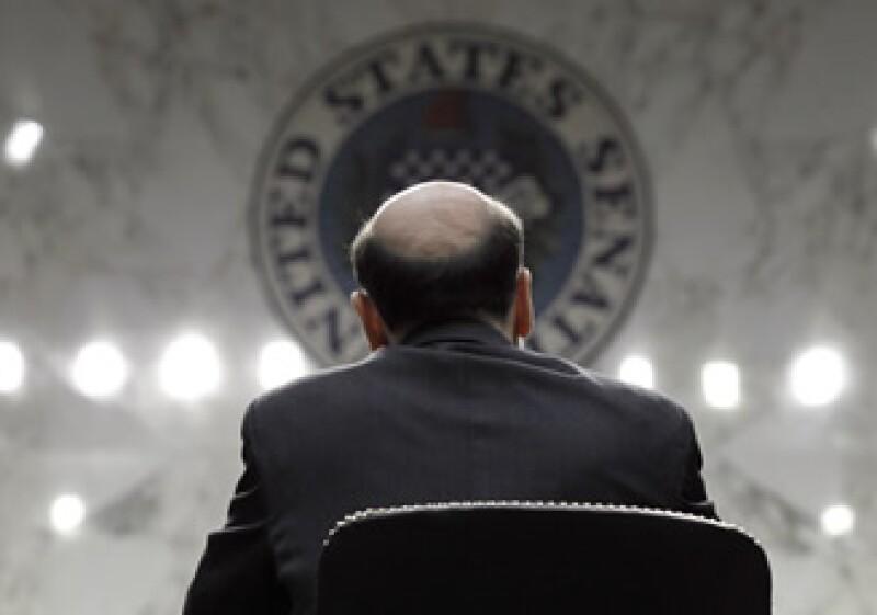 La entidad comandada por Ben Bernanke mantiene las tasas en cerca de cero desde diciembre del 2008. (Foto: AP)