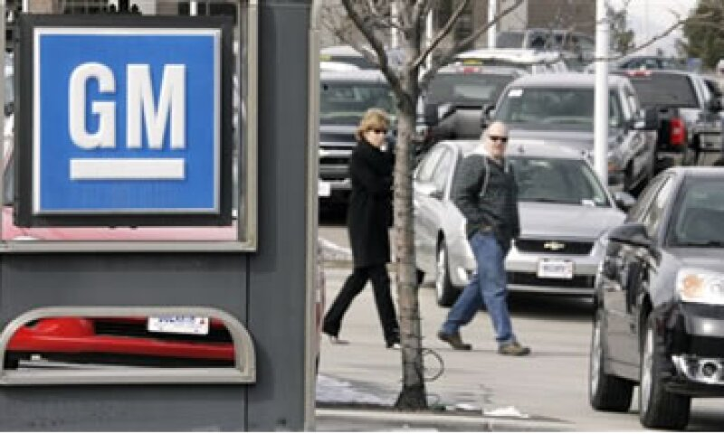 GM se mostró, además, optimista sobre el crecimiento de la economía estadounidense. (Foto: AP)