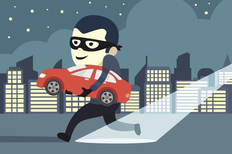 Aumento en los robos