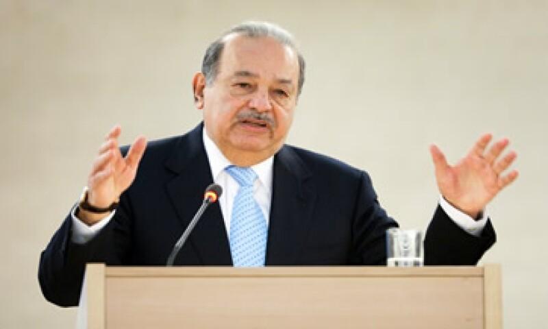 Carlos Slim se convirtió en diciembre pasado en  el mayor accionista del grupo de construcciones y servicios FCC.  (Foto: Reuters )