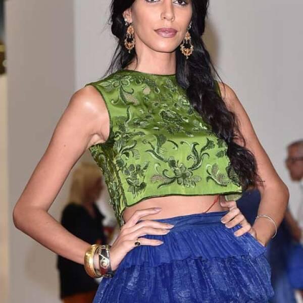 Lea T era conocida como Leandro Medeiros Cerezo, pero ahora es una famosa modelo, trabajando con Riccardo Tisci para Givenchy y ha posado totalmente desnuda para Vogue Francia.