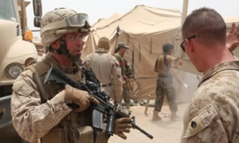 El valor de la diversidad y del trabajo en equipo en el campo laboral es indispensable para el ex militar. (Foto: Cortesía Fortune)