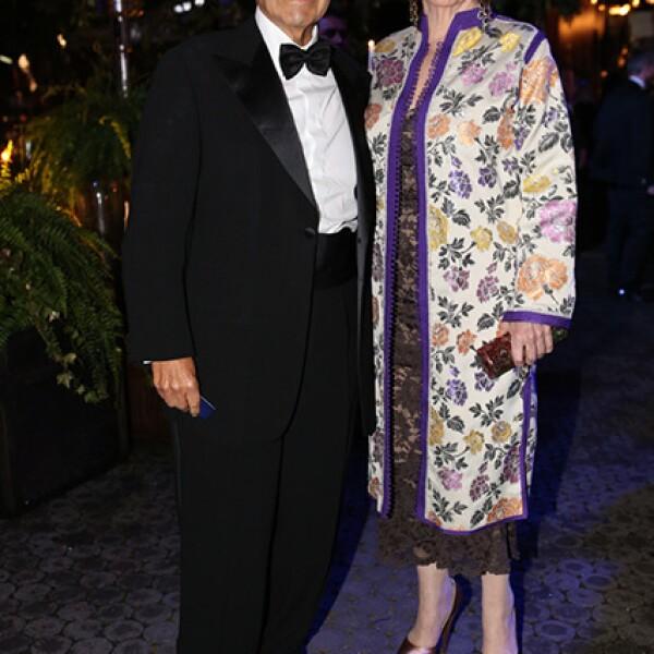 Clemente y María Luisa Serna