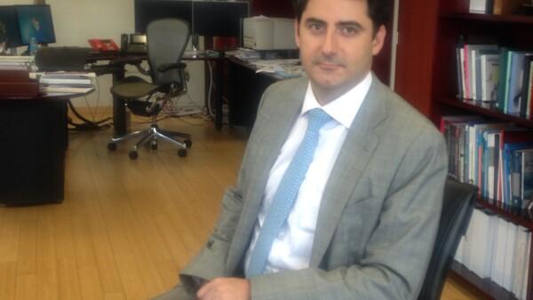 Luis Madrazo negó que la liberalización vaya a generar un mayor mercado negro de gasolina. (Foto: Carmen Luna )
