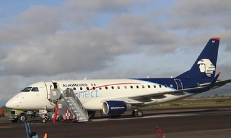 La aerolínea no detallo los pormenores del acuerdo con los pilotos. (Foto: Cuartoscuro)