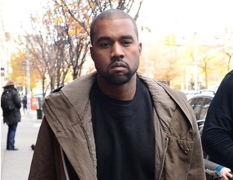 Kanye dijo en una estación de radio que el principal directivo de Louis Vuitton, se arrepentirá por haberlo rechazado.