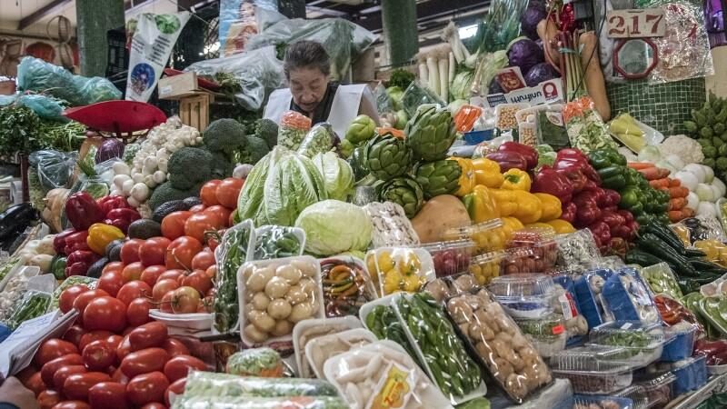 La inflación en la primera quincena de marzo fue de 3.89%. (Foto: Cuartoscuro)