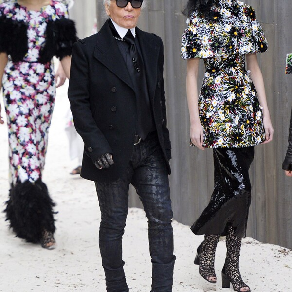 Chanel show, Haute Couture Spring Summer 2013, Paris Fashion Week, France - 22 Jan 2013