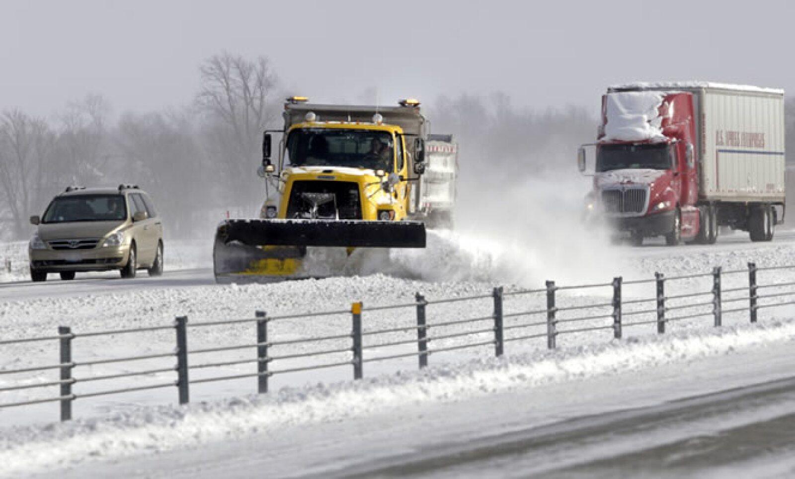 El frío intenso podría afectar la producción de petróleo en compañías como Continental Resources, Marathon Oil y Hess Energy.