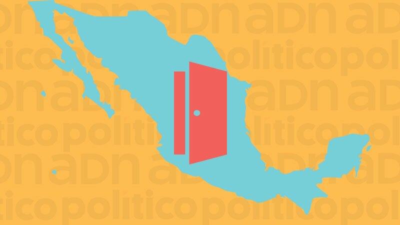 Puerta migrantes