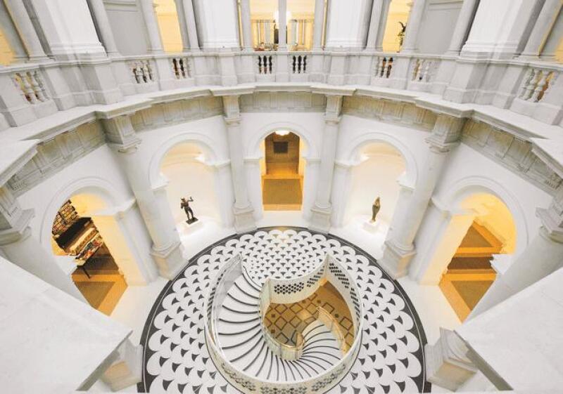 Edificio Tate Britain