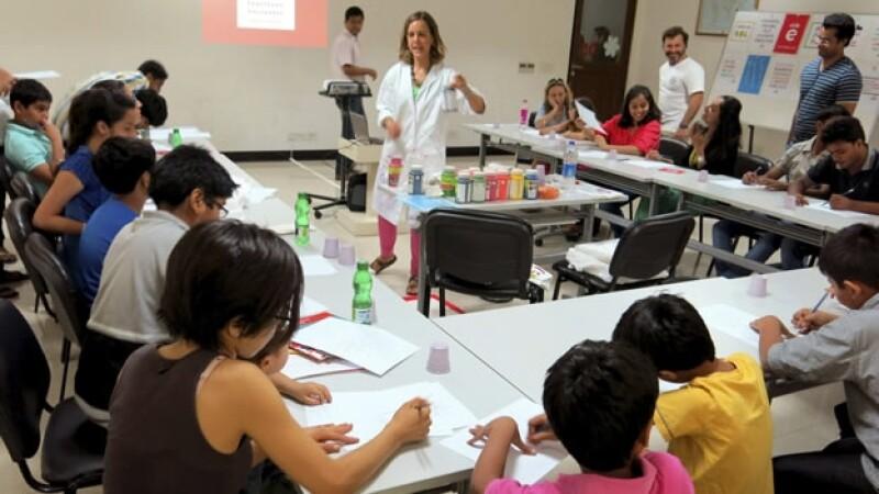 Día del espanol en el Instituto Cervantes
