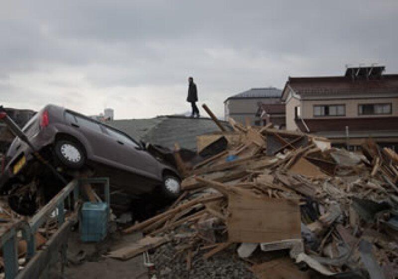 La reconstrucción ayudará a la economía japonesa a salir de la crisis y ver un mayor crecimiento. (Foto: Reuters)