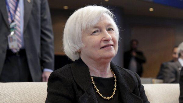 Donald Trumpo reconoció el trabajo de Janet Yellen al frente de la Fed pero si gana la presidencia de EU haría cambios en la presidencia del Banco Central.