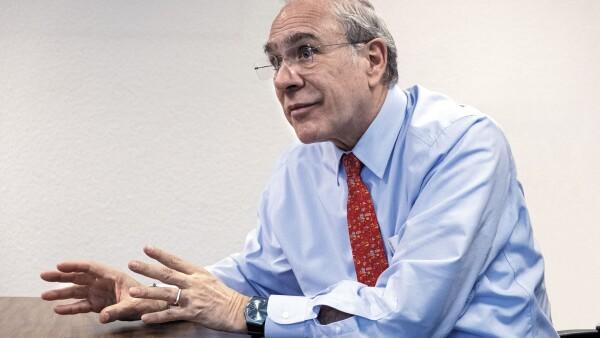 José Ángel Gurría OCDE