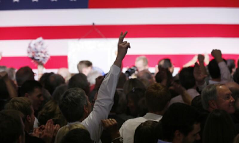 Los republicanos también reforzaron su control sobre la Cámara de Representantes. (Foto: Reuters )