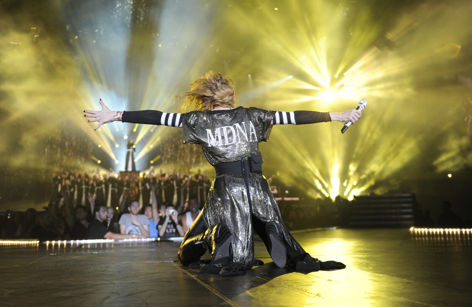 "Madonna ""MDNA"" World Tour Opener"
