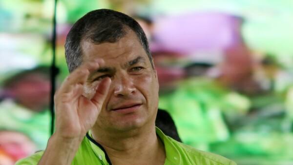 Rafael Correa juicio en Ecuador