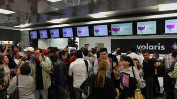 El AICM tendría para este año un registro de 32 millones de pasajeros, estimó su director. (Foto: Cuartoscuro)