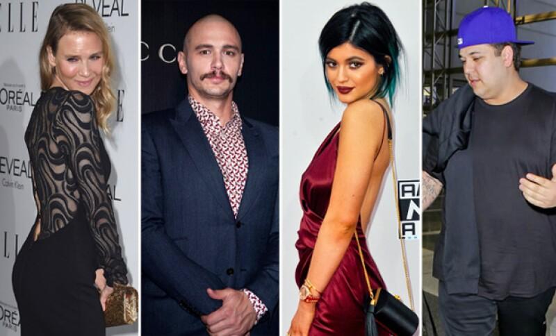 Estas celebridades sorprendieron por el giro que le dieron a su apariencia, provocando reacciones entre sus seguidores.