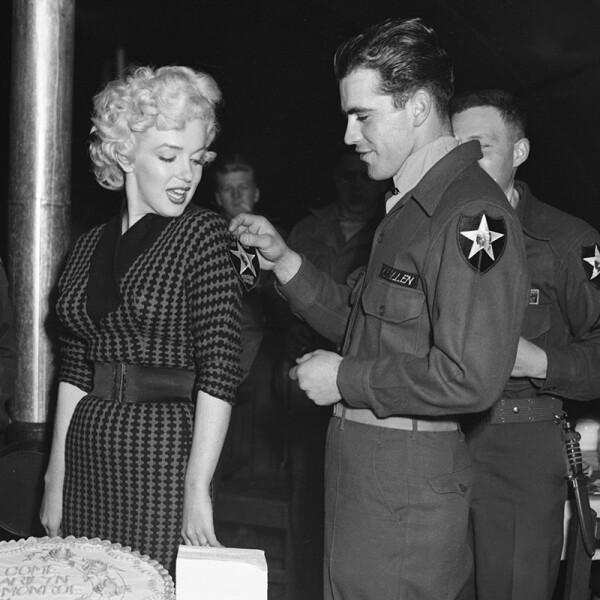Marilyn en Corea