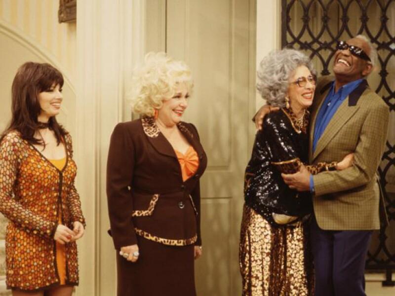 La actriz era conocida por interpretar a la abuela Yetta en el programa La Niñera.
