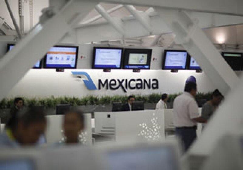 Los destinos a los que volverá a volar Mexicana en una etapa inicial son: Guadalajara, Monterrey, Cancún, Tijuana,entre otros.  (Foto: AP)