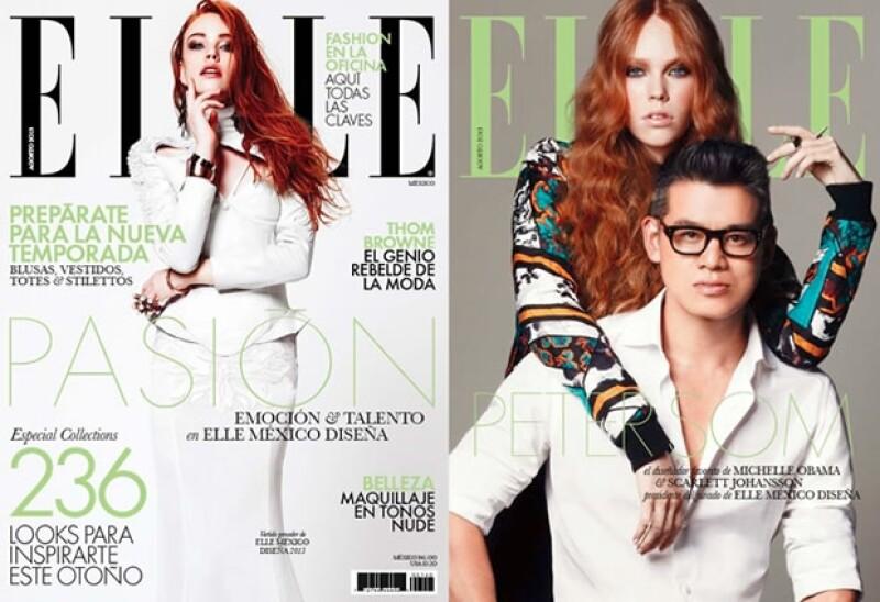 ¡Tu diseño puede aparecer en la portada de ELLE México!