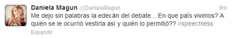 Daniela Magun.