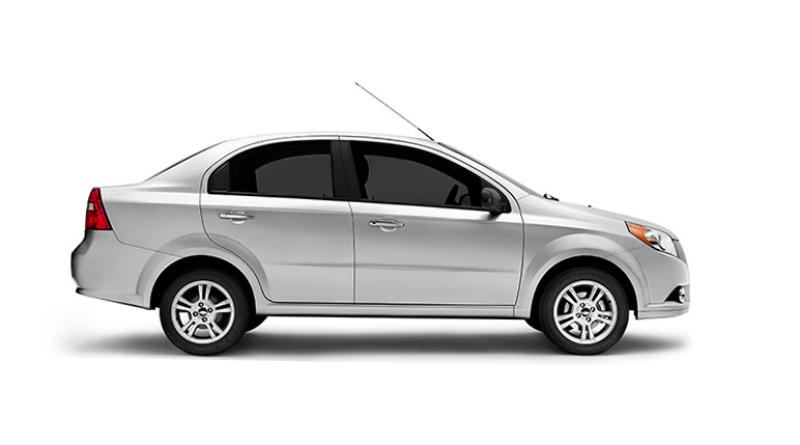 Las versiones sin bolsas de aire y frenos ABS de algunos modelos, como el Aveo o el Gol, ya no podrán comercializarse en el país a partir de 2019.