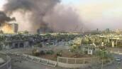 2,750 toneladas de nitrato de amonio provocaron las explosiones en Beirut